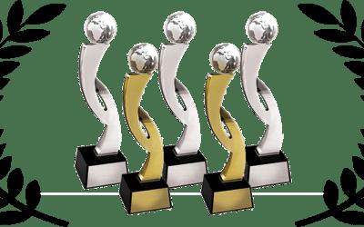 Casey Carr Wins Gold & Silver at 2016 Magellan Awards