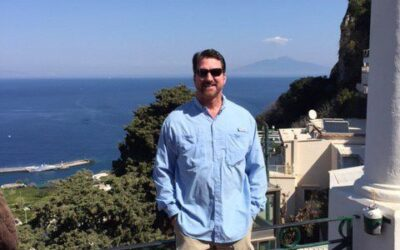 Dallas Cowboys Broadcaster Babe Laufenberg on Hosting the KLUV World Tour to Rome & Sorrento
