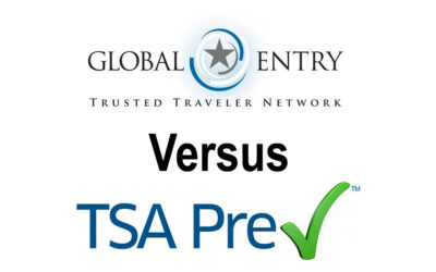 Global Entry Vs. TSA PreCheck – Which one should you get and why?