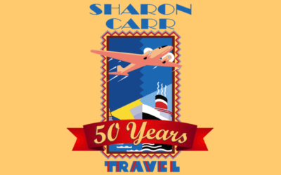 Sharon Carr Travel Turns 50