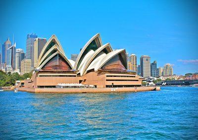 Australia & New Zealand on Norwegian Spirit