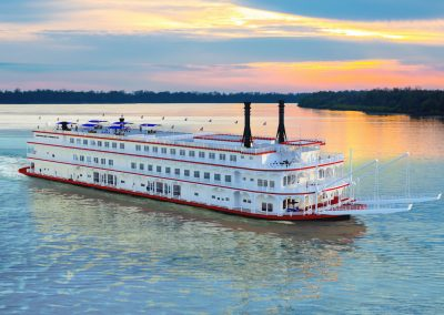 Cruise the Mississippi with American Queen!