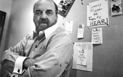 Saying Goodbye to Ron Chapman