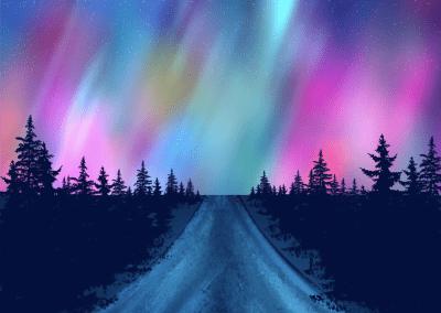 Scotland's Northern Lights